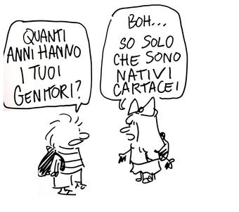 vignetta nativi digitali